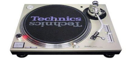 Technics 1200 Direct Drive Turntables